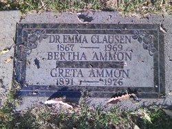Margaret Greta Ammon
