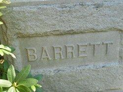 John H. Barrett, Sr