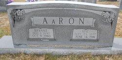 Mae <i>Snow</i> Aaron