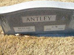 G. W. Antley