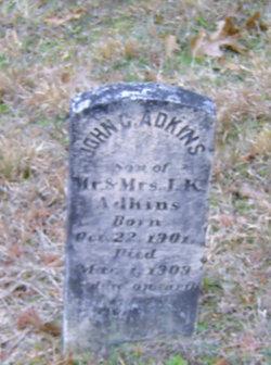 John C Adkins