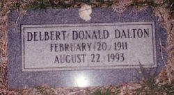 Delbert Donald Dee Dalton