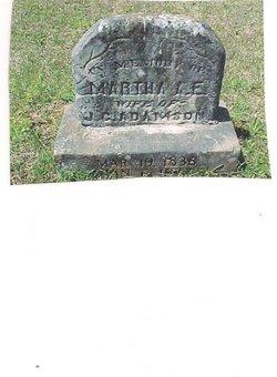 Martha A. E. <i>Fuller</i> Adamson