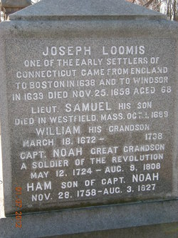 Joseph Loomis, Sr