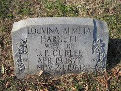 Louvina Almeta <i>Hargett</i> Curlee