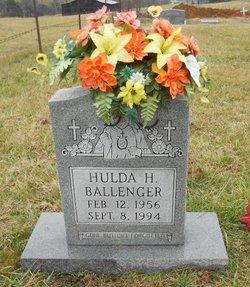 Hulda <i>Hawkins</i> Ballenger