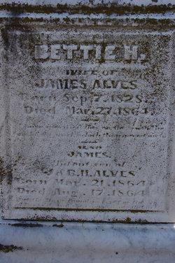 Bettie H. <i>Sneed</i> Alves