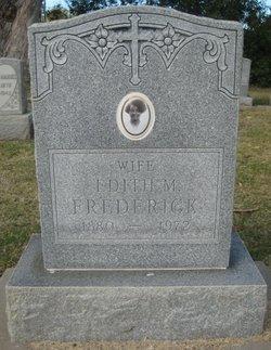 Edith M. Frederick