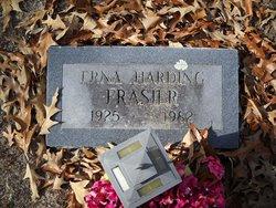 Erna <i>Harding</i> Frasier