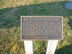 Kingston Presbyterian Church Cemetery