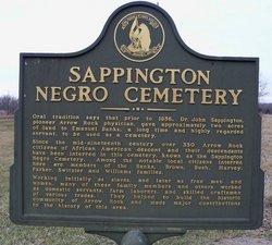 Sappington Negro Cemetery