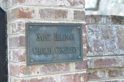 Saint Helenas Episcopal Churchyard