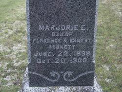 Marjorie E Bennett