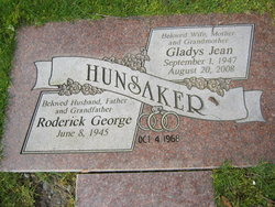 Gladys <i>Johnson</i> Hunsaker