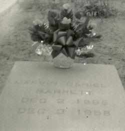 Marvin Daniel Barrett