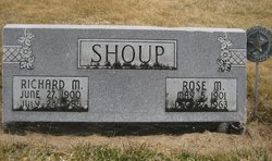 Richard M. Shoup