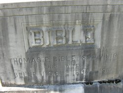 Belle J Bible