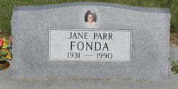 Jane Parr Fonda
