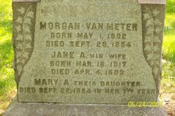 Mary A Van Meter