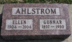 Ellen <i>Hinman</i> Ahlstrom