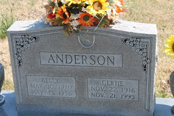 Kelly D. Anderson