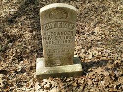 Guy Evan Alexander