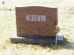 Zula Margaret <i>Corson</i> Riel