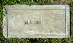 Mrs Ada Lee <i>Osborn</i> Griffin