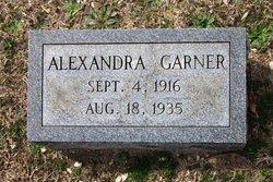 Alexandra Garner