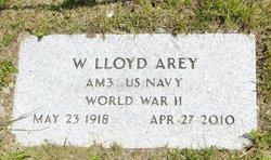 W Lloyd Arey