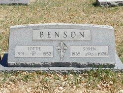 Soren Benson