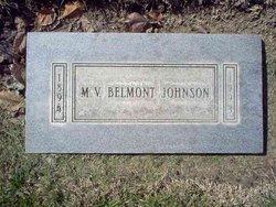 Mabel V. <i>Johnson</i> Belmont