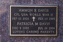 Ammon R Davis