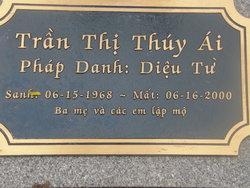 Tran Thi Thuy Ai