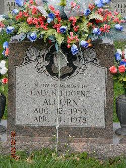 Calvin Eugene Alcorn