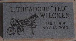 Leonard Theadore Ted Wilcken