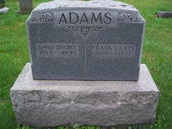Frank Clark Adams