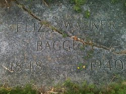 Eliza Jane <i>Walker</i> Baggett