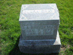 Clara A Carrie <i>Gray</i> Brookman
