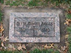 Netta <i>Martin</i> Briggs