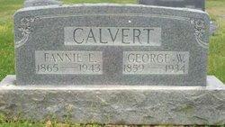 Fannie E. <i>Graves</i> Calvert