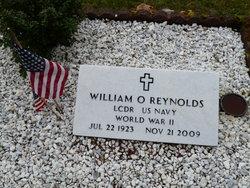 William O Bill Reynolds