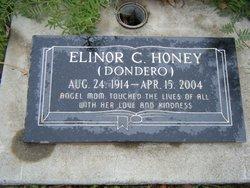 Elinor C <i>Dondero</i> Honey