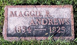 Margaret Rosetta Maggie <i>Durant</i> Andrews