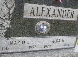 Sgt Mario Joseph Alexander