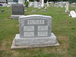 Martha J <i>Dasher</i> Butler