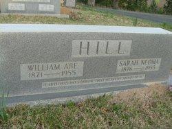Sara Oma <i>Plunk</i> Hill
