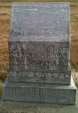 Benjamin Robert Hodgin