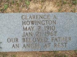 Clarence A. Howington, Sr