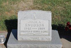 Julie A Knudson